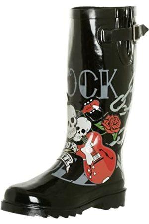 Chooka Damen Rock N Roll Stiefel