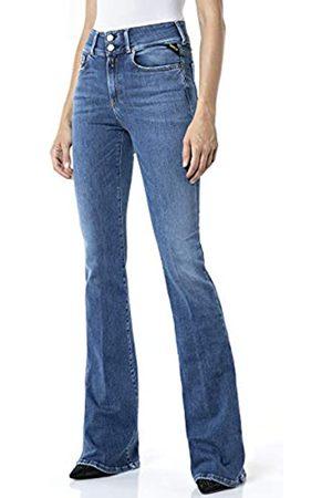 Replay Replay Damen NEWLUZ Flare Jeans