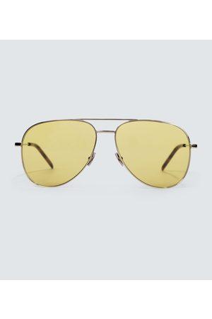 Saint Laurent Aviator-Sonnenbrille aus Metall