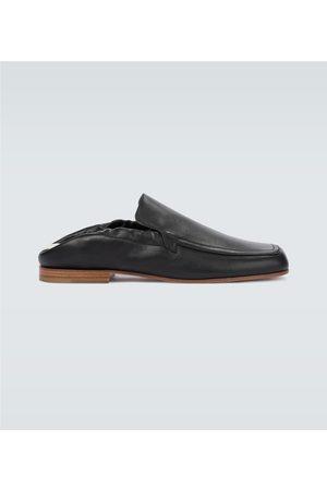 Loewe Sneakers - Slip-on Loafers aus Leder