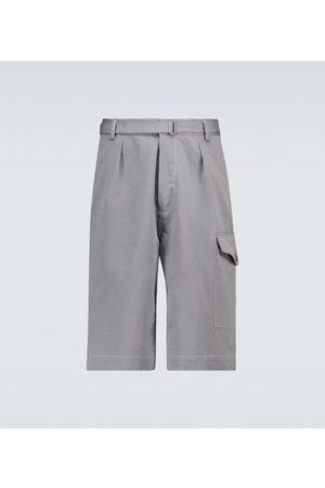 Auralee Chino-Shorts Finx aus Baumwolle