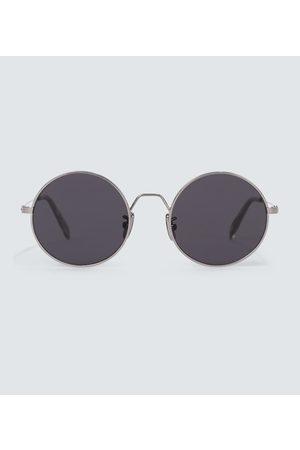 Céline Runde Sonnenbrille aus Metall