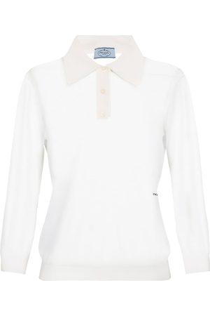 Prada Damen Strickpullover - Pullover aus Schurwolle