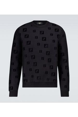 Fendi Sweatshirt FF aus Baumwolle