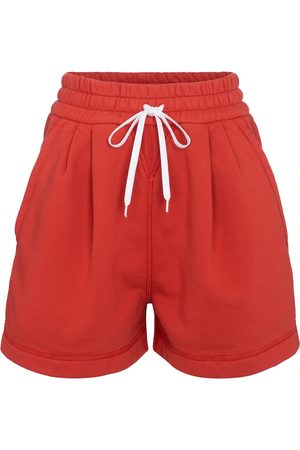 Miu Miu Shorts aus Baumwolle