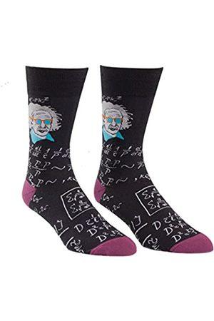 Sock It To Me Relativeley Cool - lustige Herren Socken mit Einstein und Matheformeln Gr.40-47 One Size