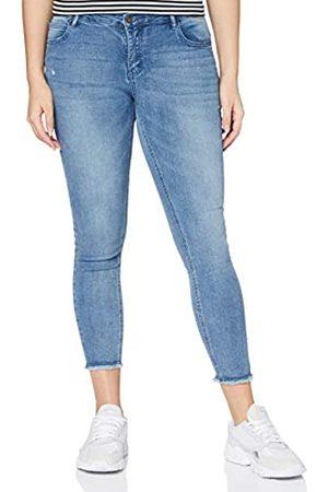 JDY Damen SONJA Life REG Skinny ANK LB DNM NOOS Jeans