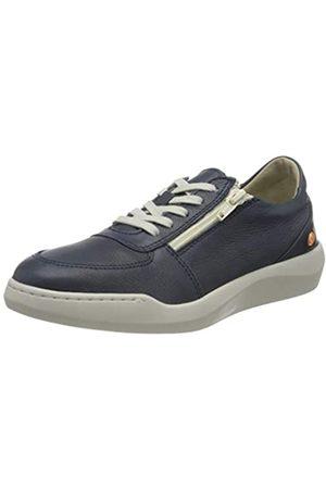 softinos Softinos Damen BLAI573SOF Sneaker, Blau (Navy 008)