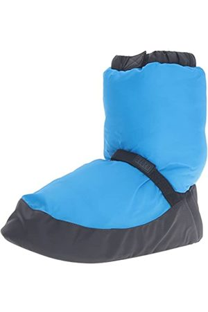 Bloch Damen Warm Up Stiefel/Slipper, (Blue Fluro)