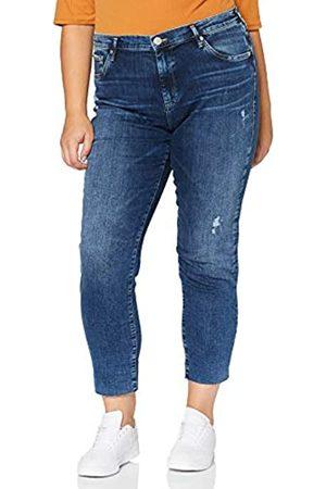True Religion Damen New Boyfriend Jeans
