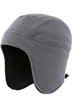 Ambientehome Home Prefer Mütze für Damen und Herren, warm, Fleece, mit Ohrenklappe