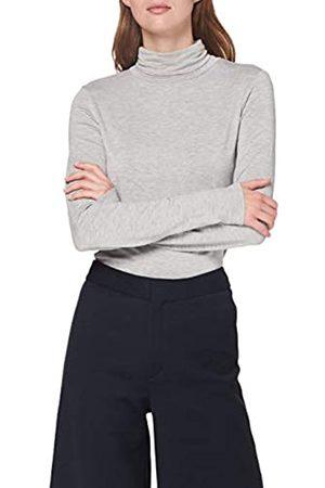 French Connection Damen VENITIA Jersey Split Cuff TOP Polohemd