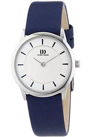Danish Design Danish Design Damen-Armbanduhr XS Analog Quarz Leder 3324546