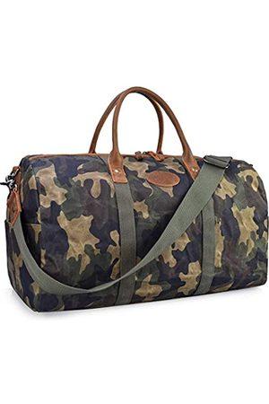 NEWHEY Reisetasche, wasserdicht, aus Segeltuch