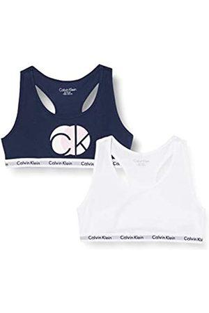 Calvin Klein Calvin Klein Mädchen 2pk Bralette Unterwäsche