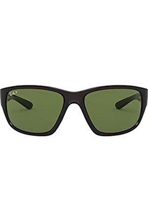 Ray-Ban Ray-Ban Unisex – Erwachsene RB4300-705O9-63 Sonnenbrille