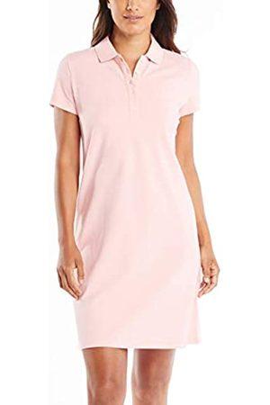 Nautica Damen Easy Classic Short Sleeve Stretch Cotton Polo Dress Lssiges Kleid