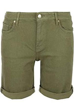 s.Oliver S.Oliver Damen 04.899.72.7182 Hose kurz Jeans-Shorts
