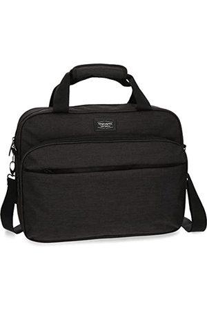 MOVOM Movom Ottawa Anpassbare Laptop-Aktentasche mit zwei Fächern 42x29x13 cms Polyester 15
