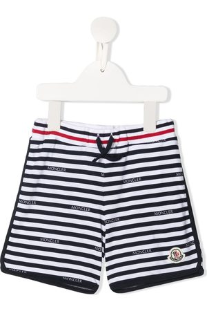Moncler Striped shorts