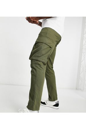 French Connection Tall – Utility-Cargohose in Khaki