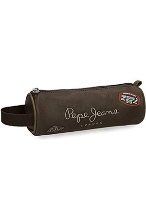 Pepe Jeans Pepe Jeans Duetone Rundes Federmäppchen 23x9x9 cms Synthetisches Leder
