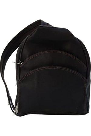 Piel Piel Leather Rucksack Sling (Braun) - 7776-CHC