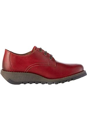 Fly London FLY London Mädchen Simb389fly Brogues, Rot (Red 004)