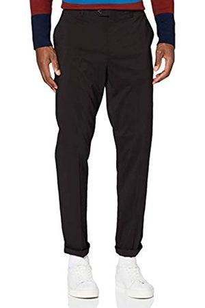 Scotch&Soda Mens MOTT-Classic Chino in Yarn-Dyed Pattern Casual Pants