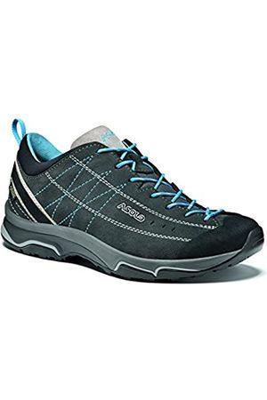 Asolo Nucleon Gv Ml, Damen Schuhe , Mehrfarbig (Grey (Graphite / Silver / Cyan Blue)
