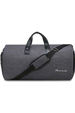 Modoker Modoker Wandelbarer Kleidersack mit Schultergurt, für Herren und Damen – 2-in-1 Hängender Koffer, Anzug