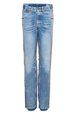 Maison Margiela Damen Straight - Hose mit 5 Taschen