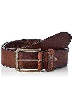 Wrangler Mens Structured Belt