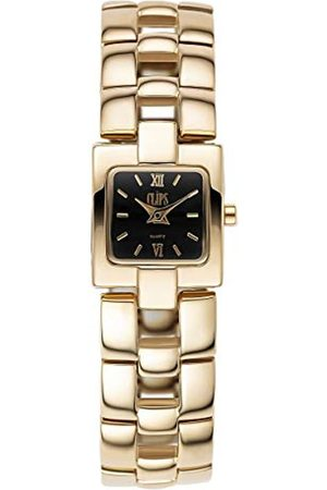 CLIPS Clips Damen-Armbanduhr Analog Quarz Alloy 553-4000-42