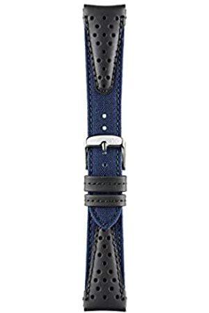 Morellato Morellato Unisex-Armband aus Cordura-Gewebe und Leder – A01X4747110