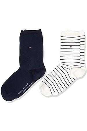 Tommy Hilfiger Frauen Small Stripe Socken