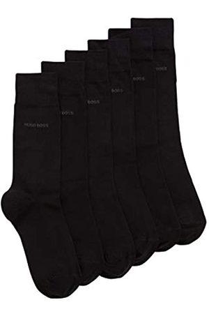 HUGO BOSS Herren 3P RS Uni SP CC Mittelhohe Socken aus elastischem Baumwoll-Mix im Dreier-Pack