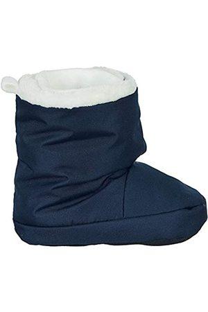Sterntaler Sterntaler Baby-Schuh, Jungen Lauflernschuhe, Blau (Marine 300)