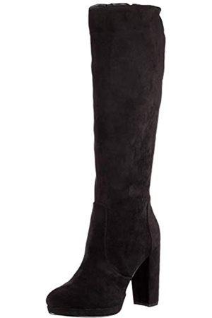 Buffalo Damen Marie Mode-Stiefel, Black