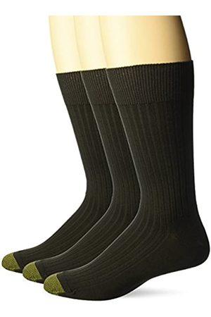 Gold Toe Herren Classic Canterbury Crew Socken (3 Stück)
