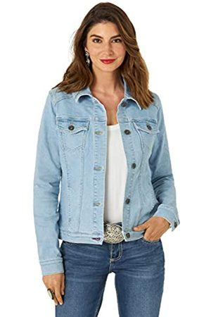 Wrangler Wrangler Damen Stretch Denim Jacket Jeansjacke