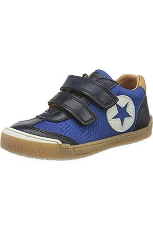 Bisgaard Bisgaard Jungen Joes Sneaker, Blau (Navy 1401)