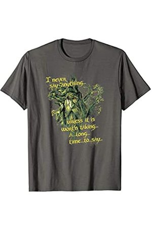 NEW LINE CINEMA The Lord of the Rings Treebeard Slow Talker T-Shirt