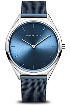 Bering BERING Unisex Analog Quartz Uhr mit Edelstahl Armband 17039-307