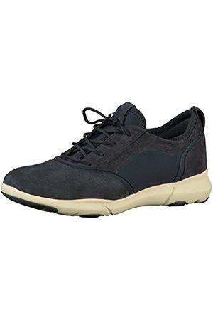 Geox Geox Damen D Nebula S A Slip On Sneaker, Blau (Navy C4002)