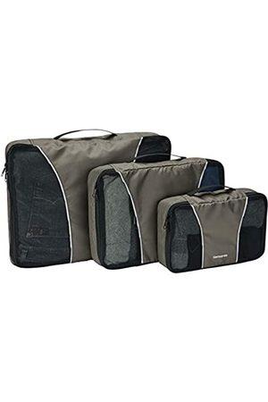Samsonite Unisex-Erwachsene 3 Piece Packing Cube Set Reisetasche, Tote