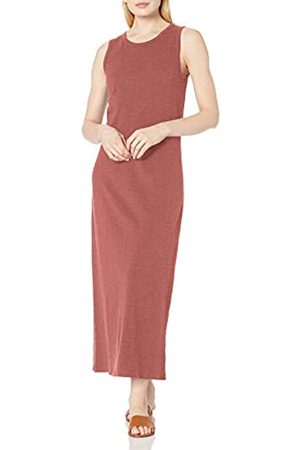 Daily Ritual Lived-In Cotton Sleeveless Maxi Dress Kleid