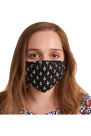 Hatley Little Blue House By Unisex Double Layer Face Mask with Ear Elastic Mode-Schal