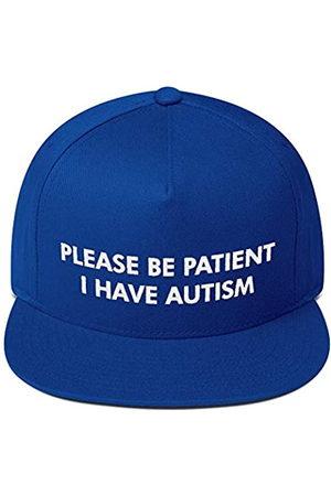 AEO Please Be Patient I Have Autism Hut – Blau