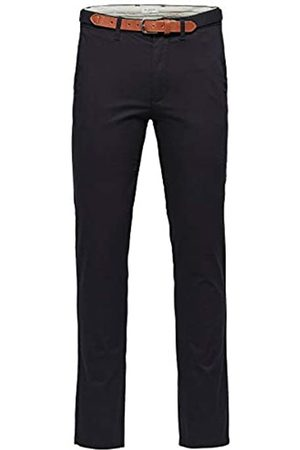 SELECTED Herren Chinos - Herren SLHSLIM-Yard Pants W NOOS Hose
